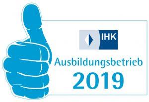 IHK-Ausbildungsbetrieb 2019