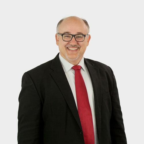 Portrait Geschäftsführer Jürgen Bernert
